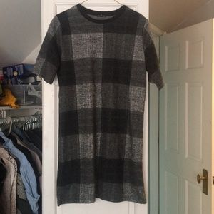 Fake Burberry dress